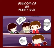 suncomics 8: Funny Guy by Sunchildkate