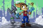Ratchet And Clank by UnusualHero