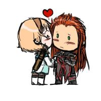 Natalia+Asch 01 - smooch by rabbitzoro