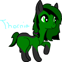 Contest Entry- Thornia by xTangyShadow