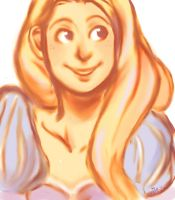 Rapunzel for Toybox 2 by JICheshire