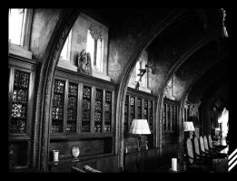 Hearst Castle - Power Room by Emn1ty