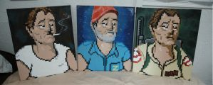 The Bill Murray collection by GothelfBrosStudios