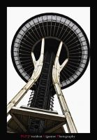 Space Needle I by president-gigantor