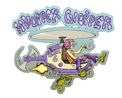Whopper Chopper by Iggy452001