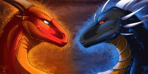 Icon Comish - Day and Night by TwilightSaint