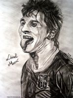 Lionel Messi by happymint