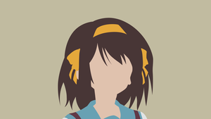 Haruhi by Mird