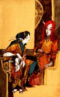 little Ereinion by faQy