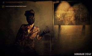 Welcome to Silent Hill by danidarkan