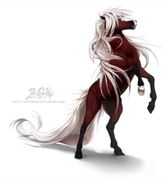 Sucubequine by Grypwolf