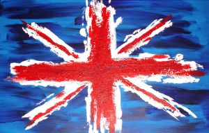 Union Jack - UK Flag by LordColinOneal