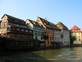 Beautiful Strasbourg by MorganeS-Photographe