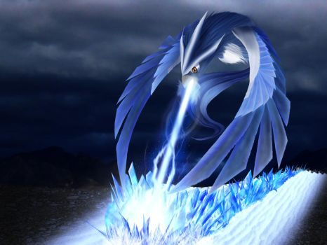 Articuno Final by Zephroth