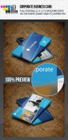 Corporate Business Card by jasonmendes