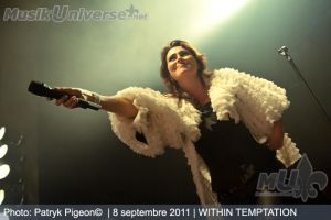 Within Temptation - 2011 by MrSyn