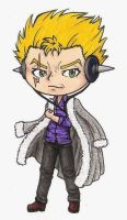 Laxus Dreyar by sugarkitten2287