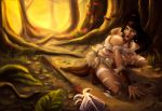 Nidalee by DragonsTrace