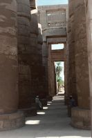 Karnak Temple Egypt by Kagedfish