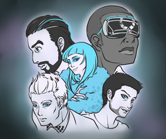 Pentatonix - Daft Punk by Redds