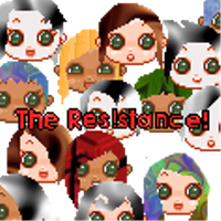 REQUEST: The Res!stance Pixel by WhizzPop