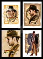 More Indy DVD box set cover by jasonpal