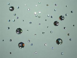 Rhinestones by Aquastock