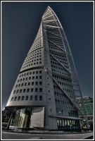 Turning_Torso by Anubis-noise