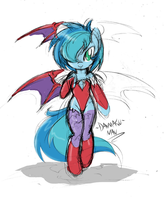 Lilith Mint 2 (Old) by DANMAKUMAN