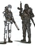BF3 Russian Engineer class by ThomChen114
