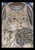Bejeweled Cat 30 by natamon