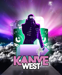 Kanye West by imericlee