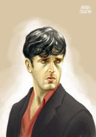 DYLAN DOG by AndreaCelestini