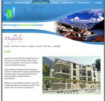 MontScandGroup Homepage by aftershokk