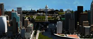 Lapiz Point - Modern City | A Gorgeous City by MinecraftPhotography