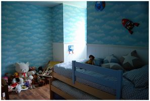 BG Little Boy's Room by Eirian-stock