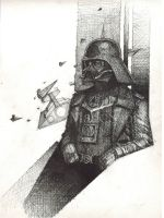 Vader by mSapia