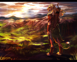 Searching for Aragorn by AgentWhiteHawk