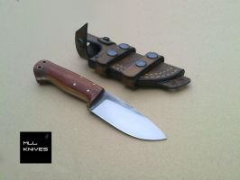 Amazon-S by MLLKnives