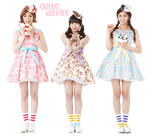 Orange Caramel png [render] by Sellscarol