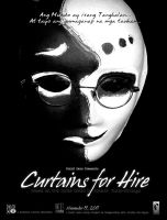 Curtains for Hire Mock movie by ika-siyam