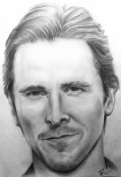 Christian Bale by RytisX
