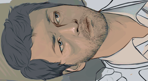 Castiel wip by ymymy