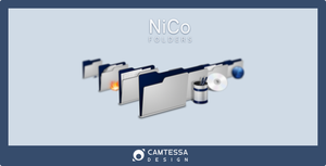 NiCo Folders by RuizDesign