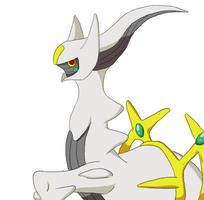 Arceus normal form by Meje2