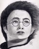 Harry Potter by FalconStorm
