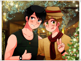 SS: Christmas photo by FlopyLopez