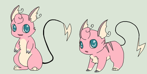 Pokemon Fusion Base 18~Wigglychu~ by Xbox-DS-Gameboy