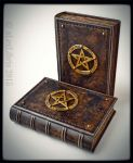 Two new Book of Shadows... by alexlibris999