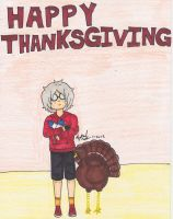 Happy Thanksgiving by RoChuLoveChild